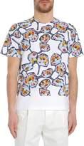 Marni Round Collar T-shirt
