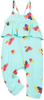 Jessica Simpson Floral Romper (Baby Girls)