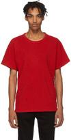 Amiri Red Shotgun T-Shirt