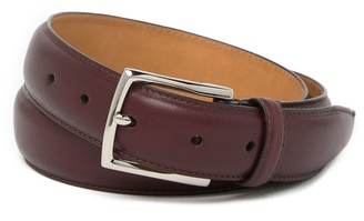 Cole Haan Dome Leather Belt