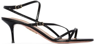 Aquazzura Carolyne 60mm strappy sandals