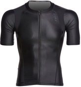 2XU Men's Compression Sleeved Tri Top 8150059
