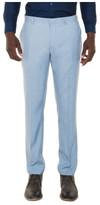 STUDIO W Textured Sky Blue Suit Trousers