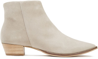 Iris & Ink Gemma Suede Ankle Boots