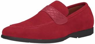 Stacy Adams Men's Crispin Moc-Toe Slip-On Loafer