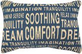 """B. Smith The Vintage House by Park Comfort"""" Tapestry Oblong Throw Pillow"""