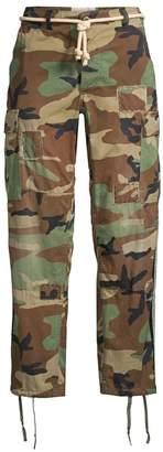 Riley Showboat Sequin Side Camo Pants