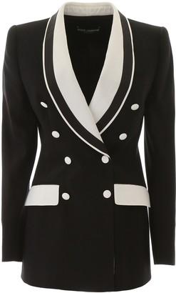 Dolce & Gabbana Double Breasted Blazer