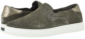 Trask Litton (Gray English Suede) Women's Shoes
