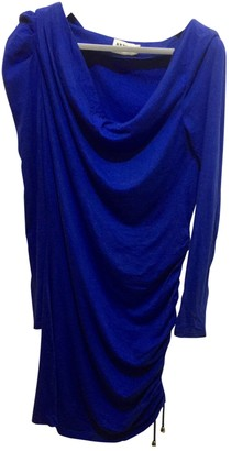 ALICE by Temperley Blue Cotton Dress for Women