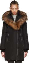 Mackage Black Down Kay Coat