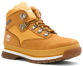 Timberland Euro Hiker Mid Fabric and Leather Preschool