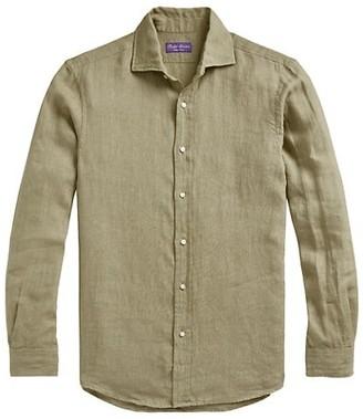 Ralph Lauren Purple Label Serengeti Sport Shirt