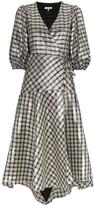 Ganni Lagarde Midi-Dress