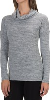 90 Degree by Reflex Cowl Neck Sweater (For Women)