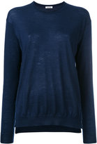 P.A.R.O.S.H. cashmere crew neck sweater - women - Cashmere - XS