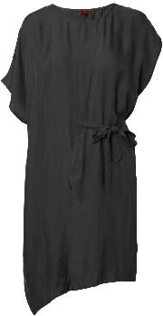 Hunkøn HunKn - Cupro Dress - XS - Black