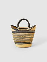 Savanna Baskets Bernice Straw Basket