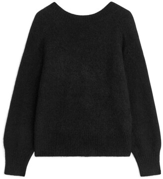 Arket Scoop-Back Jumper