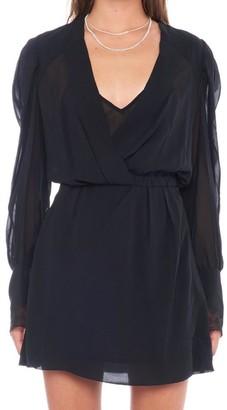 IRO Honey Silk Mini Dress