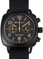 Briston Clubmaster chronograph watch 13140.pbam.b.4.nb