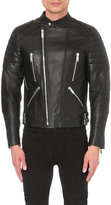 Sandro Otto Leather Jacket