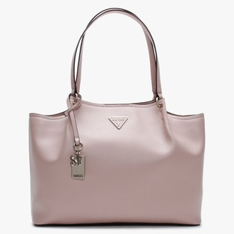 GUESS Tangey Girlfriend Pink Carry All Shoulder Bag