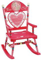 Levels of Discovery Time-Out Rocking Chair - Pink