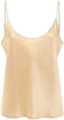 La Perla Silk Satin Camisole Top