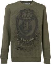 Givenchy printed sweatshirt