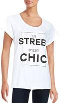 Junk Food Clothing Le Street c est Chic Tee
