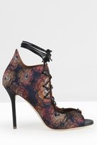 Malone Souliers Brocade Sandals