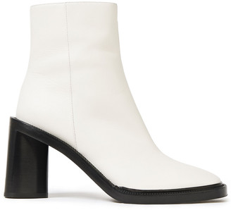 Acne Studios Booker Leather Ankle Boots