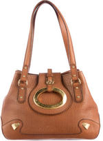 Dolce & Gabbana Textured Leather Tote