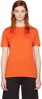 Acne Studios Orange Taline T-shirt