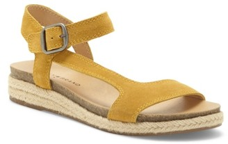Lucky Brand Gabrien Wedge Sandal