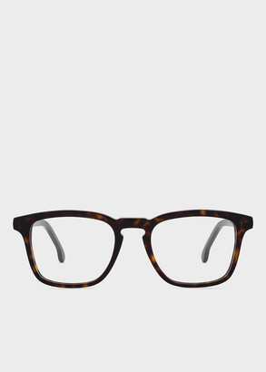 Paul Smith Deep Tortoise 'Anderson' Spectacles