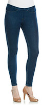 Hue Navy Denim Jeans Leggings