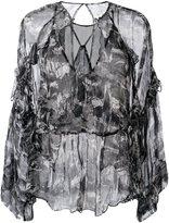 IRO 'Lixine' shirt - women - Viscose - 34