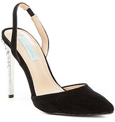 Betsey Johnson Blue by Leona Sling Back Dress Sandals