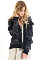 Saltwater Luxe - Free Spirit Sweater Black