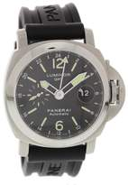 Panerai Luminor GMT PAM297 Stainless Steel 44mm Mens Watch