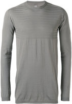 Rick Owens pointelle jumper - men - Cotton - S