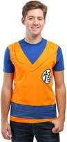 Ripple Junction mens Mens Dragonball Z Goku Costume T-Shirt