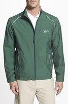 Cutter & Buck 'New York Jets - Beacon' WeatherTec Wind & Water Resistant Jacket (Big & Tall)