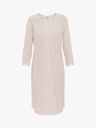 Gina Bacconi Clarabelle Lace Dress