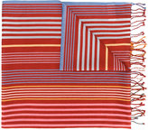 Paul Smith striped scarf - women - Silk/Cotton - One Size