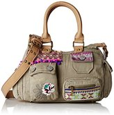 Desigual London Mini Military Luxe Bag