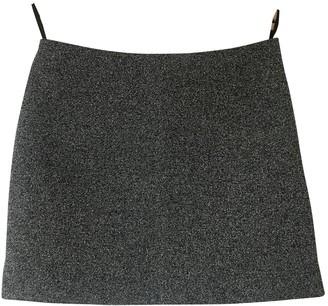 Alexander Wang Grey Skirt for Women