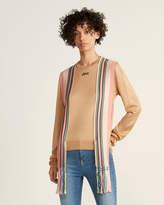 Loewe Striped Scarf Sweater